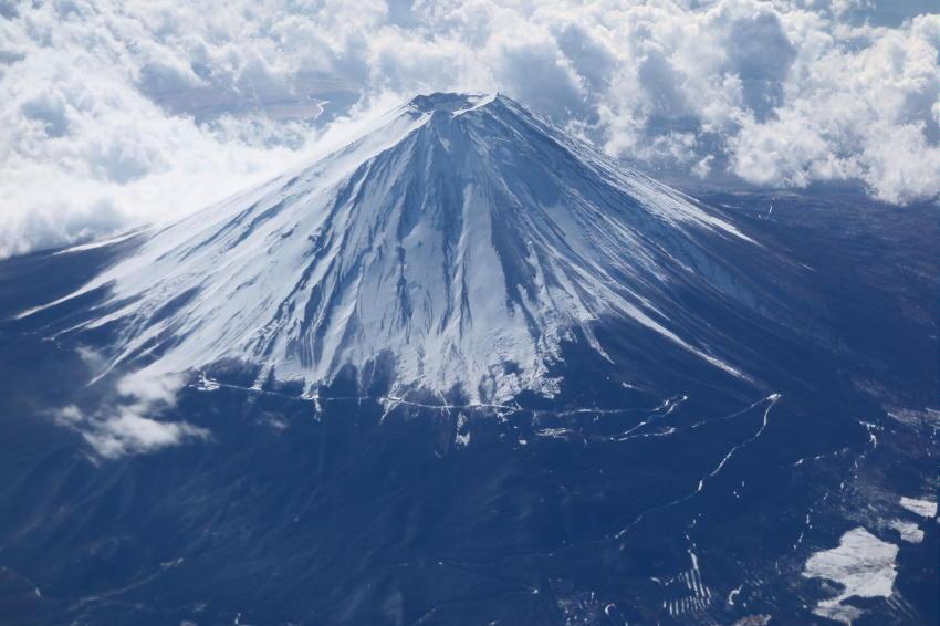 次に日本で噴火する山は富士山?(海外の反応) : 海外のお前ら ...