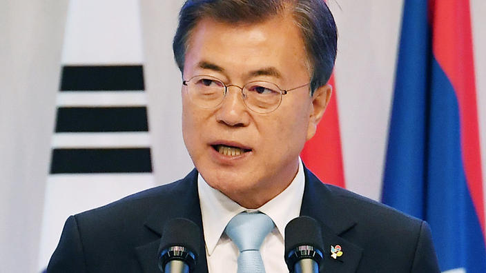 (慰安婦問題)韓国大統領が米紙で日本の公式謝罪を要求 ...
