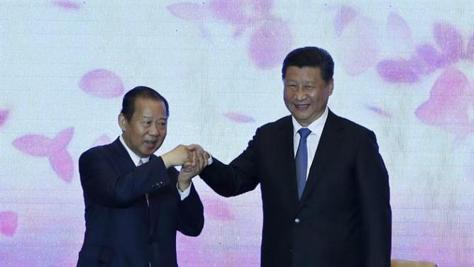 【国際】中国主導の「一帯一路」会議に二階幹事長を派遣へ、安倍首相が決定 中国も歓迎、副総理級の接遇に [無断転載禁止]©2ch.netYouTube動画>21本 ->画像>61枚