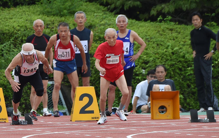 اليابانيون أطول الشعوب عمرا في عام 2017
