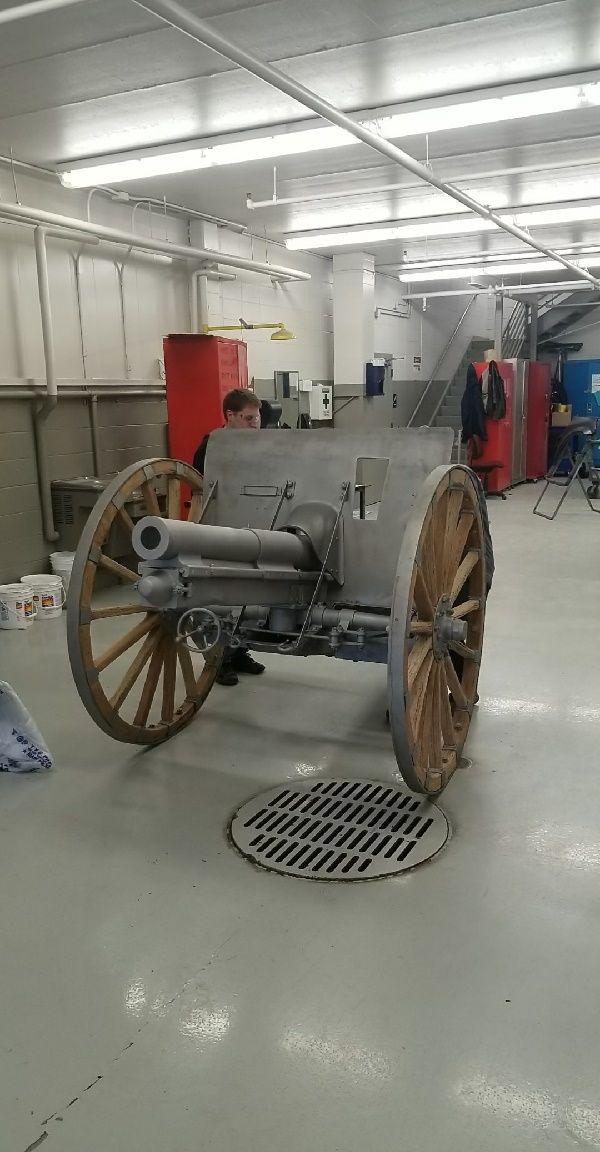 日本軍の四一式騎砲(海外の反応...