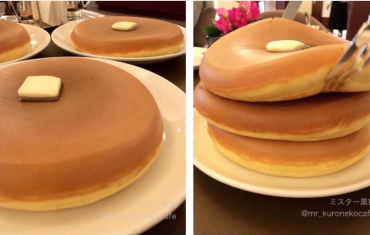 Recipe For Japanese Jiggly Cake: インスタで拡散した日本のカフェのパンケーキ(海外の反応) : 海外のお前ら 海外の反応
