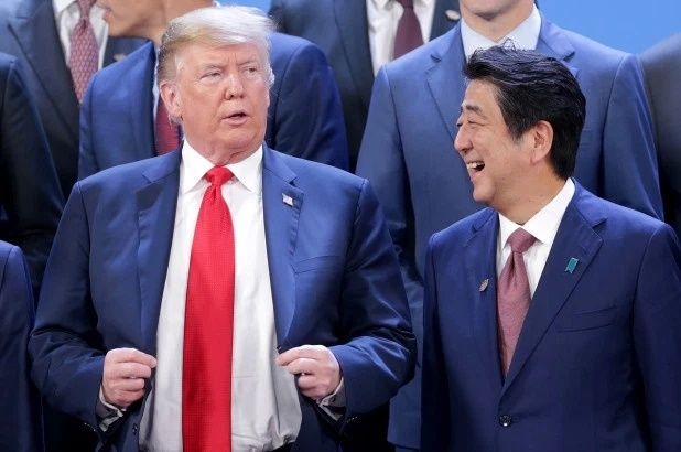 「トランプ氏をノーベ ル賞に推薦して」米が安倍首相に依頼していた(海外の反応)