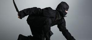 忍者が着帳するアイテムの謎に迫る【海外の反応】