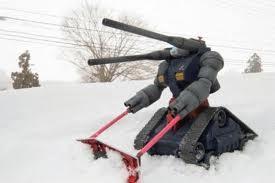 日本のハイテク雪かきがすごい【海外の反応】