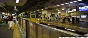 高田馬場駅で異臭騒ぎ。9人喉の痛みを訴える【海外の反応】