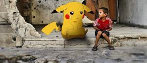 ポケモンGOを使って助けを求めるシリアの子供たち【海外の反応】