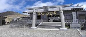 これってリアル?!灰の中に立つ御嶽山神社【海外の反応】