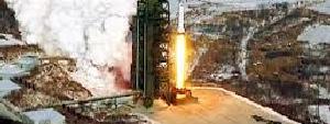 北朝鮮、またもやミサイル発射【海外の反応】