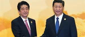 安倍首相が習近平国家主席と会談→「トランプのせい?」【海外の反応】