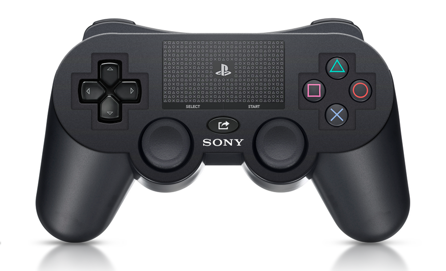 PS4のコントローラー画像が流失!!!糞だせえええwwww