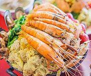 日本のデカ盛り料理を見たタイ人の反応