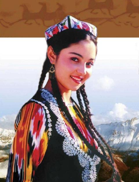 uzbekistan nude girls