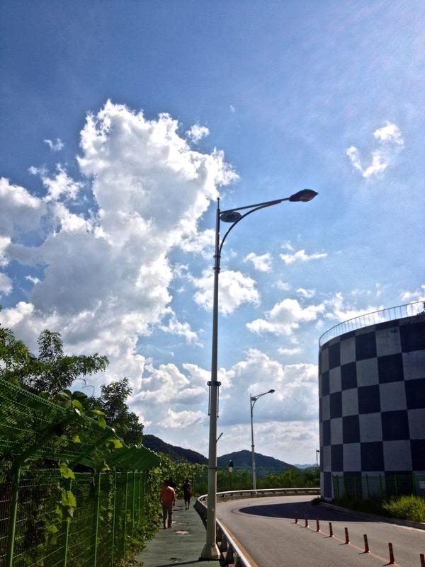 韓国の街角の風景-05