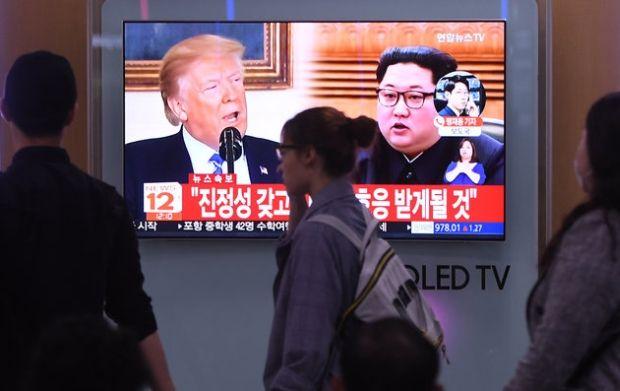 韓国人「(速報)トランプ、北朝鮮に米朝会談中止を通告wwwwwww」
