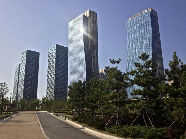 韓国の街角の風景-24