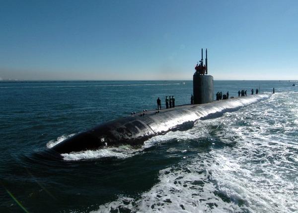 オハイオ級原子力潜水艦の画像 p1_12