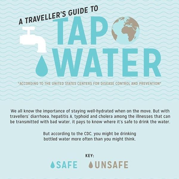 韓国人「世界で水道水を飲むことができる国を見てみよう」