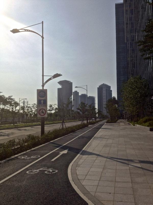 韓国の街角の風景-23