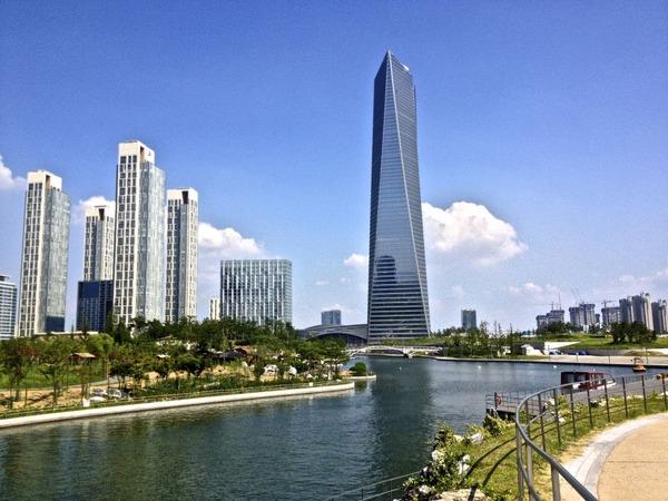 韓国の街角の風景-09