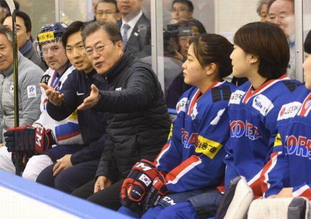 韓国人「初戦の相手国スイス、南北単一チームのエントリー増員に反対を表明」
