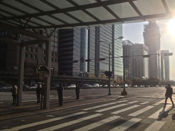 韓国の街角の風景-31