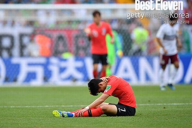 韓国人「韓国、1対2でメキシコに敗北wwwwwwwwwwww」