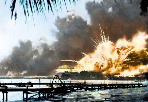 韓国人「真珠湾攻撃の実際の写真を見てみよう」→「当時の日本はすごかった」