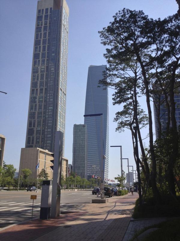 韓国の街角の風景-18