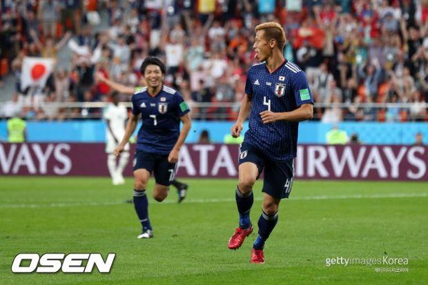 韓国人「日本、セネガルと2対2で引き分けて勝ち点1獲得wwwwwww」