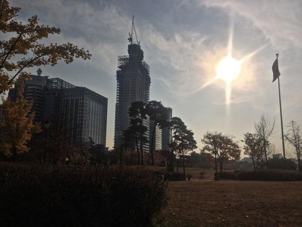韓国の街角の風景-30