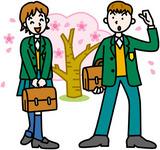 高校の入学式