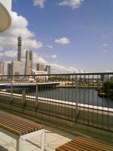 2007May21ベイクォーターからの眺め