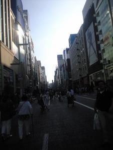 2010年9月11日銀座ホコテン
