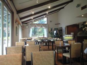 2010年12月17日YRPのレストラン