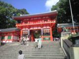 2009年7月15日八坂神社楼門