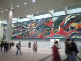 2009年3月8日岡本太郎壁画2