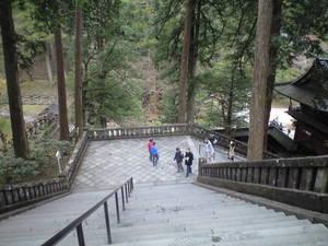 2010年4月16日大猶院階段