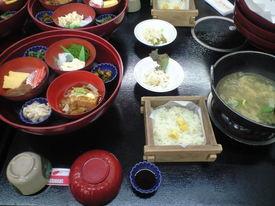2010年4月16日日光お昼ご飯