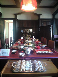 2010年12月6日外交官の家