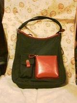 2007Jan25ニューグランド、リュック兼用バッグ