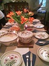 2007March17ケイティさん春の料理