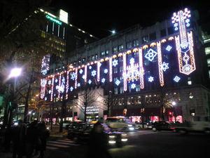 2009年12月20日心斎橋大丸