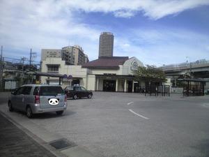 2010年9月7日JR横須賀駅