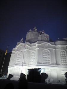 2010年2月7日フラウエン教会