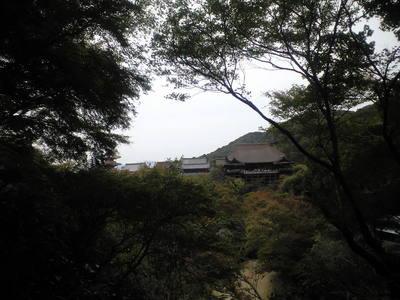 2009年10月24日清水寺遠望