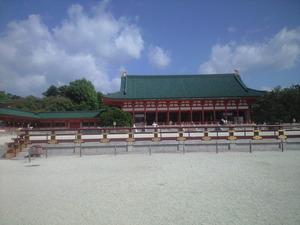 2010年9月17日平安神宮