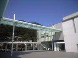 2008年10月2日葉山美術館山側