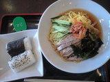 2009年7月9日みうら湯平日特典のお昼