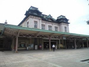 2010年6月4日重要文化財門司港駅